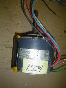 Emerson Motor Model:KA55HXBAH-9030, 200/230/265V,1phase - 60hz 1050rpm