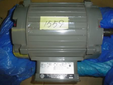 U.S. Electrical Motors Motor