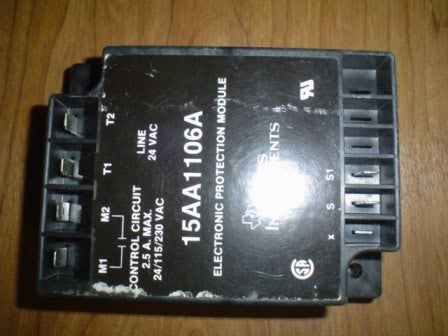 Texas Instruments Controls 15AA1106A