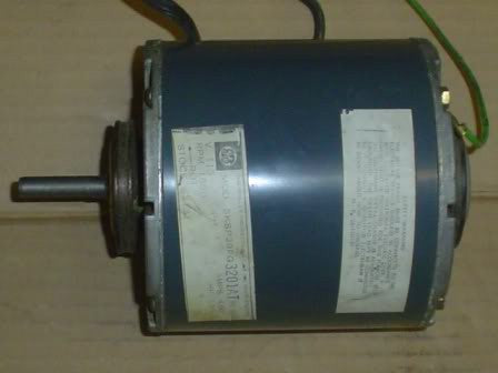 General Electric Motor 5KSP29FG3201AT