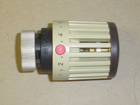 Honeywell Actuator TH5086A 1025