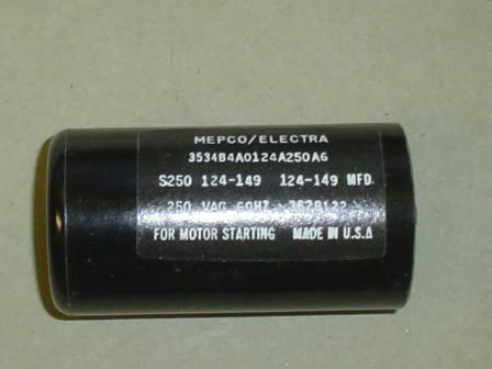 Jard Capacitor/Fuses S250