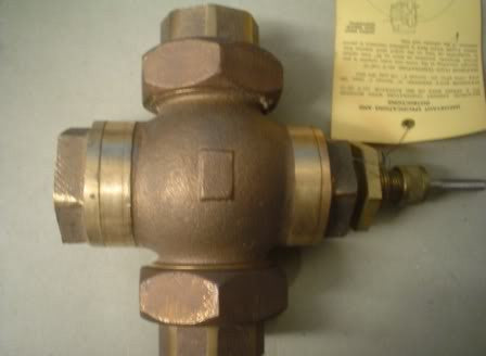 Johnson Controls Valve V90CA-4