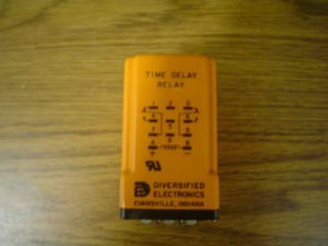 Diversified Electronics Relay TDT-24-AFB-015