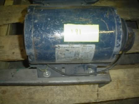 Franklin Electric Motor 13015304