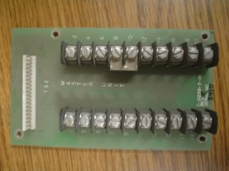 Liebert Circuit / Main Board C-0229-3-01