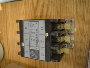General Electric Contactor CR153C076GRA