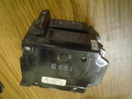 General Electric Circuit Breaker THQB2130