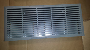 "LISKEY AIRE 7"" x 17"" Lexan Grille with damper"