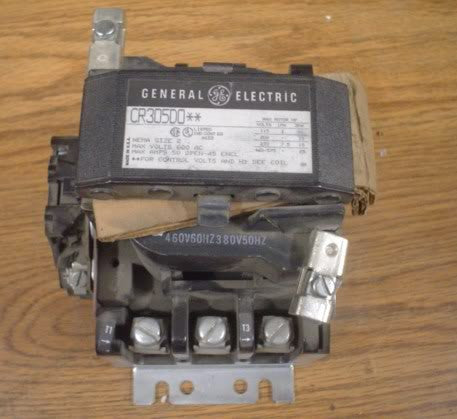 General Electric Contactor CR305D0