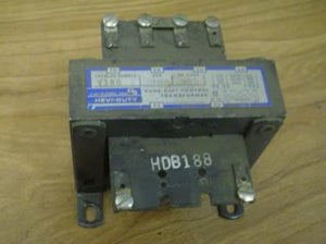 HEVI-DUTY Transformer T100HVAC2040