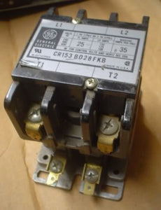 General Electric Contactor CR153B028FKB