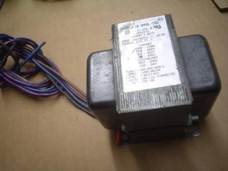 NORLAKE Transformer ST-372HVAC2190
