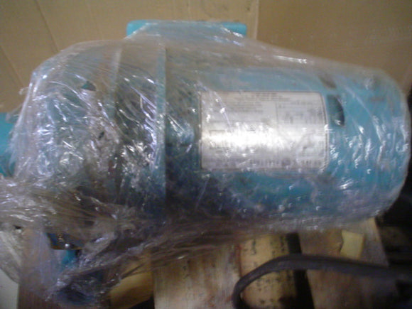 Pump Paco MTR: 5KC36JN269X CAT: 75501100061-1291 115/230, 1, 60 HP 0.5 RPM 3450