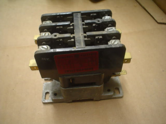 General Electric Contactor CR153 C074HHB
