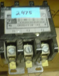 General Electric Contactor CR353FE3B*1AB
