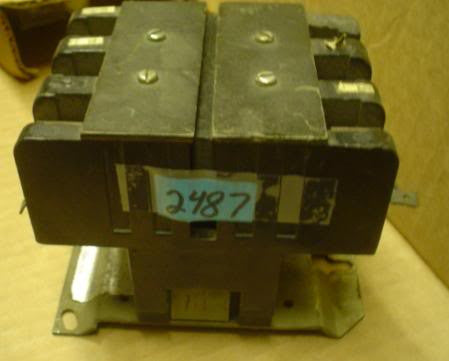 General Electric Contactor CR153FA 053 AJA