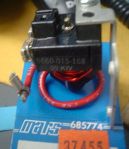 Mars 9660-001-149 Current Relay 115V 1/5 HP