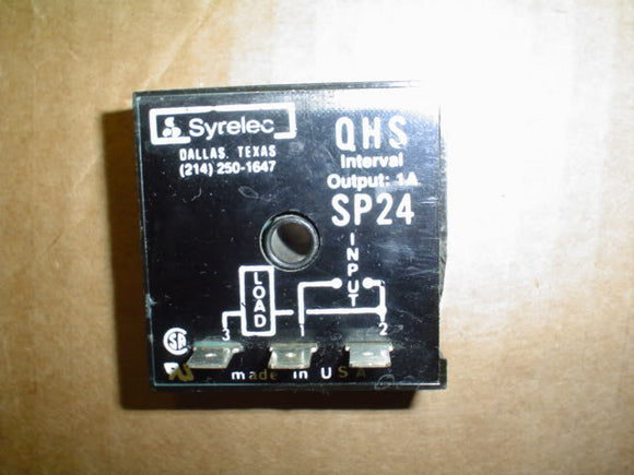 SYRETEC Relay QHS SP24