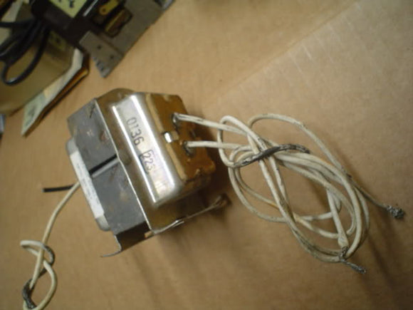 honeywell Transformer AT72D 1683HVAC2593