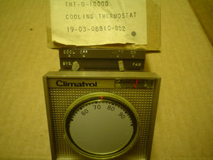 THERMOSTAT FEDDERS THT-0-10000