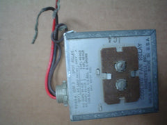 cooling fan relay  honeywell r8168a jonhson control r8168a