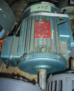 Leroy - Somer Motor Model: 3n381  230/460V, 3Phase, 60Hz 1.5HP