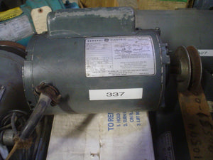GENERAL ELECTRIC MOTOR 5KC38RN4X USED!