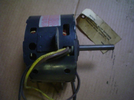 Emerson MOTOR Model:KA55HXGZL-2047 115V 1/5HP RPM1075/3 SPD