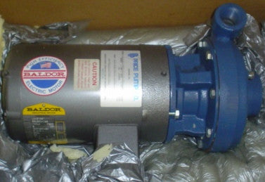 Pump Price Pump Co. A100AI-569-21111-300-36-3D6 Baldor motor: JMM3156T 208-230/460, 3, 60 HP 3 RPM 3450