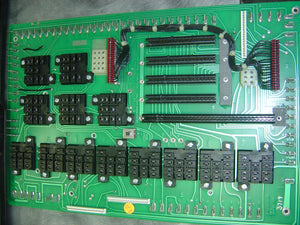 HIROSS RELAY CIRCUIT BOARD D-0229-1, 24V