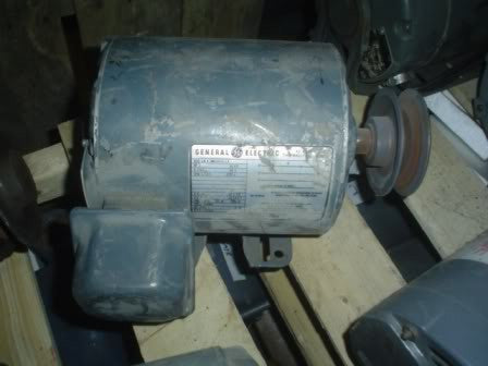 General Electric Motor 5K43MG8081X