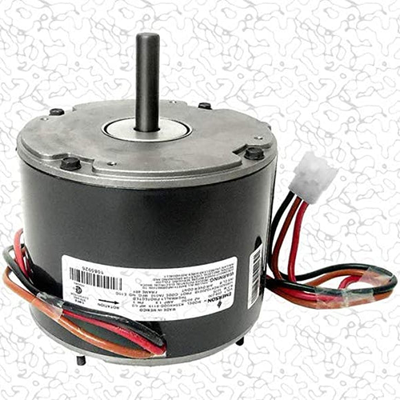EMERSON MOTOR MODEL:K55HXDCT-202, 460V,1PHASE,60HZ,1075RPM