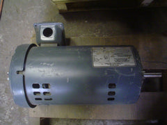 General Electric Motor Model:5K49ZG8342A 575V, 3phase, 60hz 3hp 1725