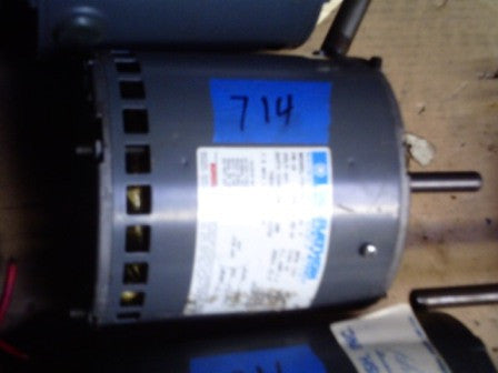 Motor Marathon Electric PWE48A110778HP 460V 1PH RPM1100