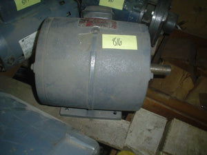 Motor GE K51B46RAF2 230/460V 3PH  7 1/2HP 3470RPM