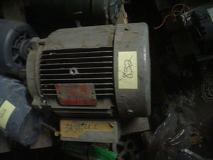 GE MOTOR MODEL 5K184AL243C Surplus!