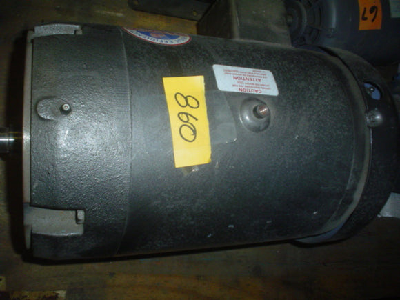 Motor Baldor  CAT#JMM3711T 208-230/460v 3PH HP 10 RPM 3450