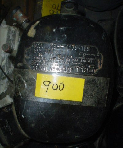 Compressor Copeland CRH1-0275-TF5  240V 3PH 60Hz