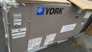 YORK DL-10C00NWAAA3, 10-TON COOLING ONLY SINGLE PACKAGE AIR CONDITIONERS, R22, 460/3/60