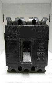 HEINEMANN CIRCUIT BREAKER MODEL:GH3-Z13-24 175A/LRI 480V 3POLE