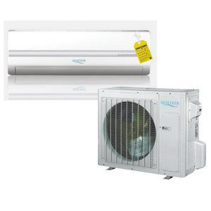 Quietside QS12-VJ220 Ductless Mini Split Inverter Heat Pump 12,000 Btu/h