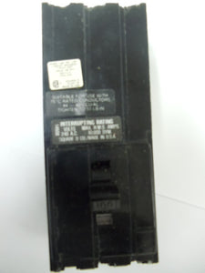 SQUARE D CIRCUIT BREAKER MODEL:Q1B3100 100AMP 240V 3POLE