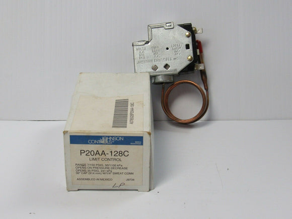 Johnson Controls Controls P20AA