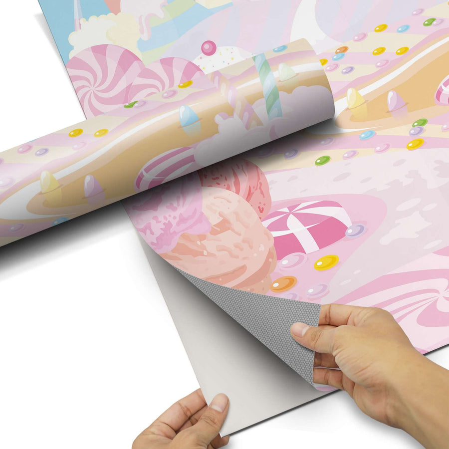 Dekorfolie Candyland - Do-it-yourself - creatisto