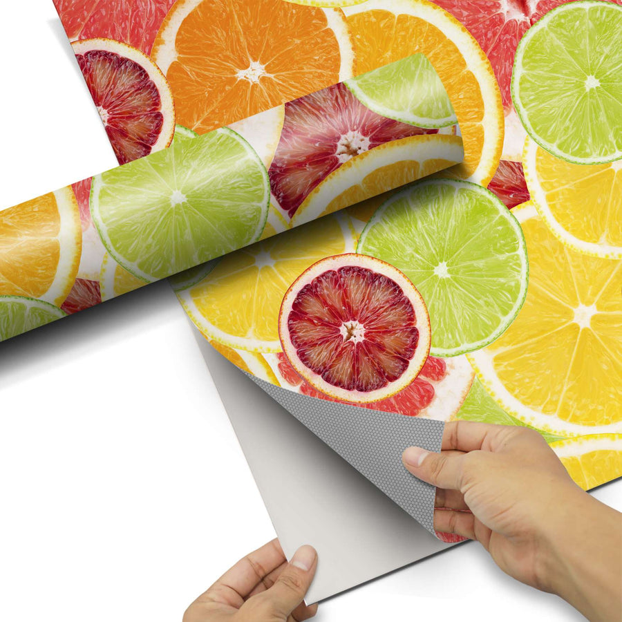 Dekorfolie Citrus - Do-it-yourself - creatisto