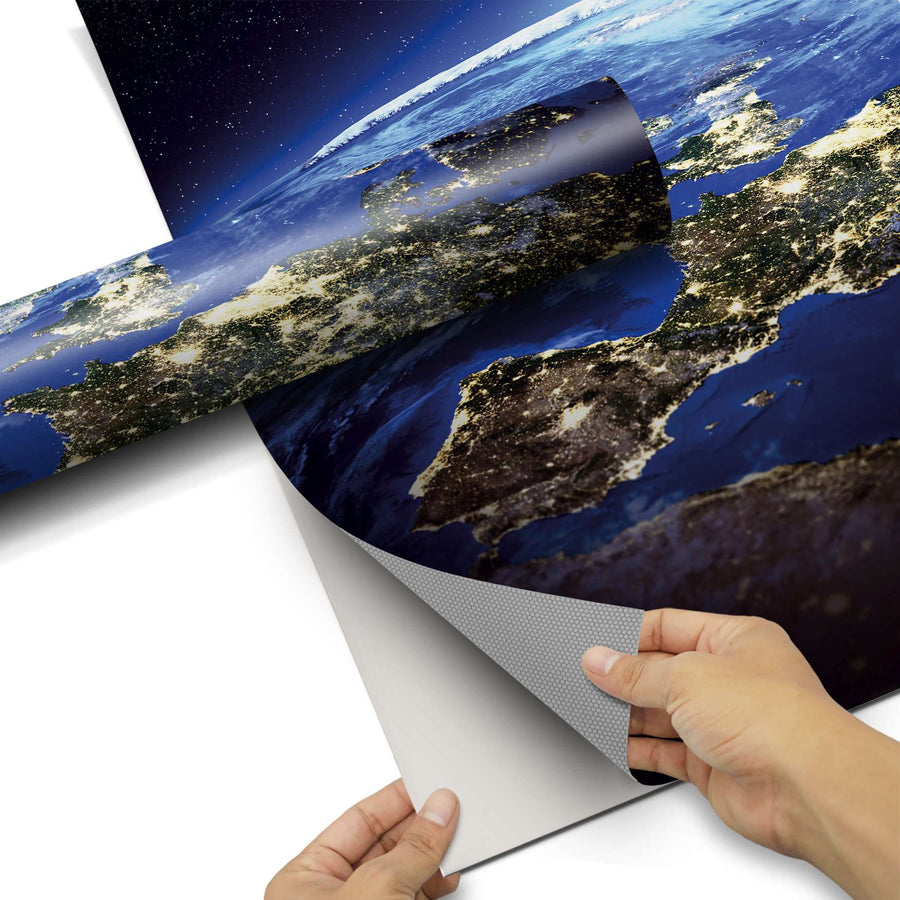 Dekorfolie Earth View - Do-it-yourself - creatisto