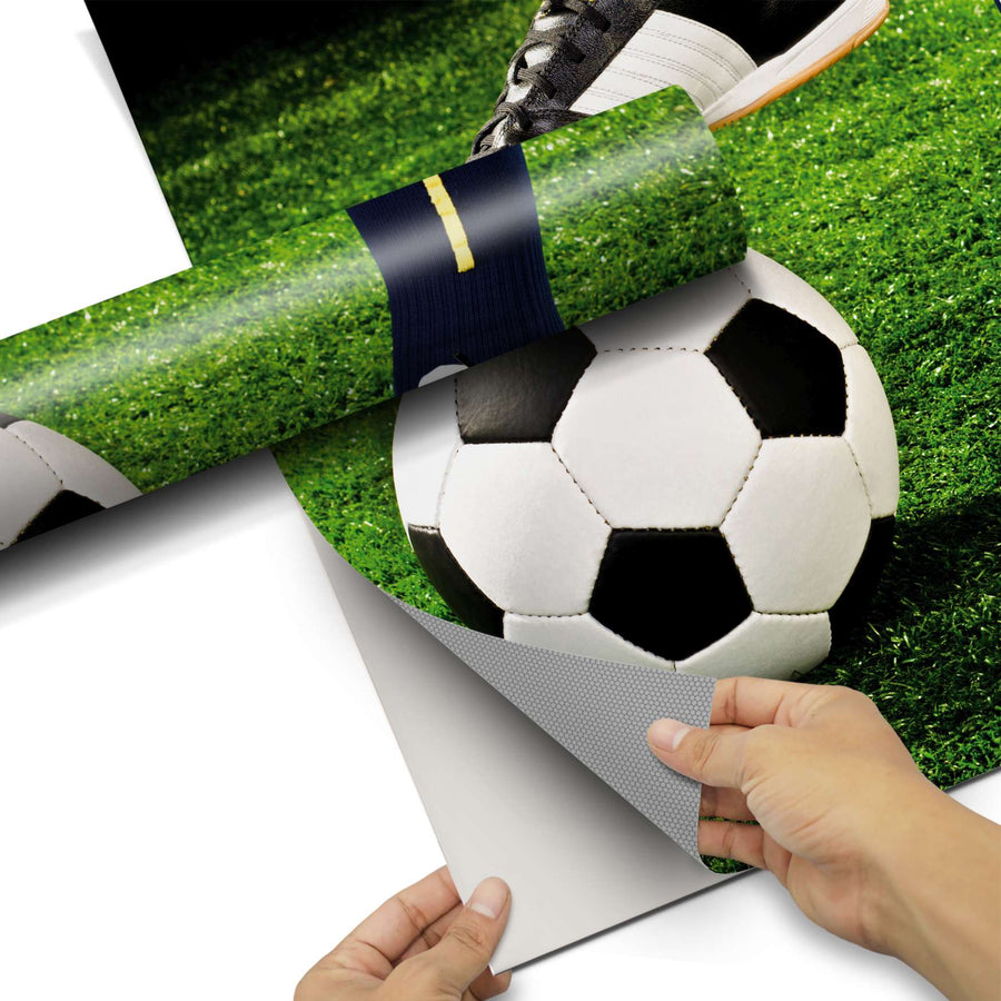 Dekorfolie Fussballstar - Do-it-yourself - creatisto