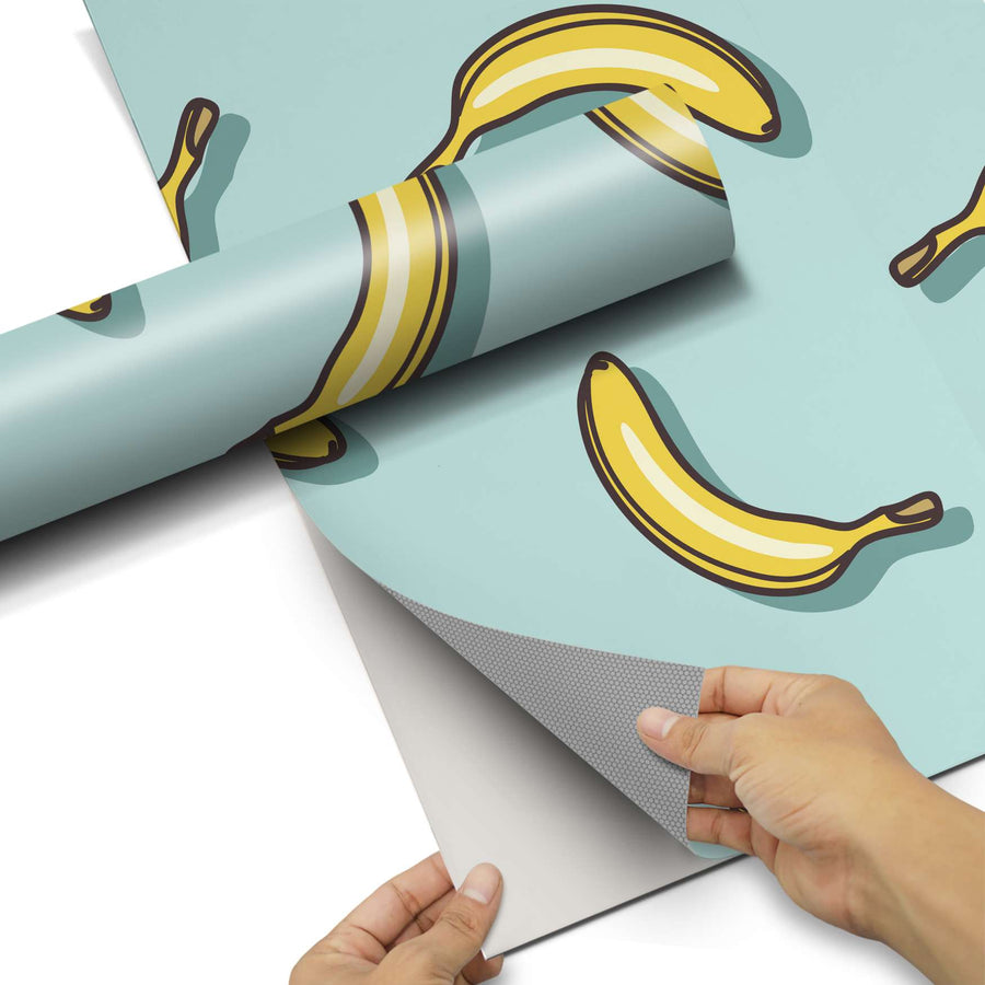 Dekorfolie Hey Banana - Do-it-yourself - creatisto
