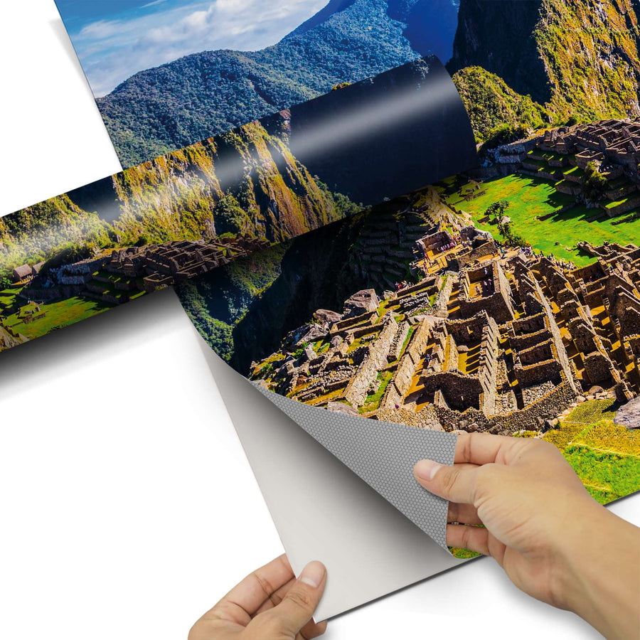 Dekorfolie Machu Picchu - Do-it-yourself - creatisto